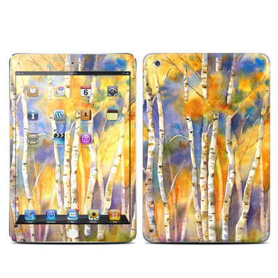 Apple iPad Mini Skin - Aspens