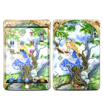 Apple iPad Mini Skin - Alice's Tea Time