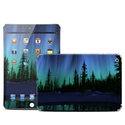 Apple iPad Mini Skin - Aurora