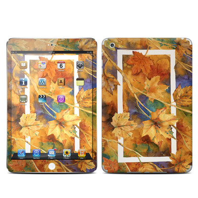 Apple iPad Mini Skin - Autumn Days