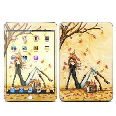Apple iPad Mini Skin - Autumn Leaves