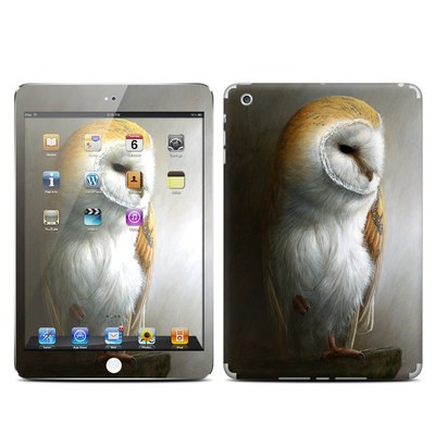 Apple iPad Mini Skin - Barn Owl