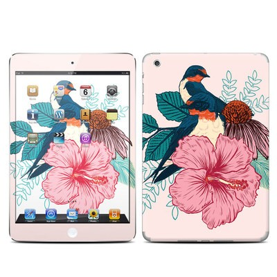 Apple iPad Mini Skin - Barn Swallows