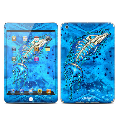Apple iPad Mini Skin - Barracuda Bones