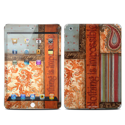 Apple iPad Mini Skin - Be Inspired