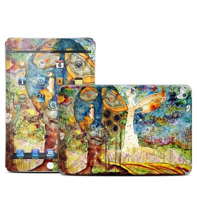 Apple iPad Mini Skin - Blue Hello