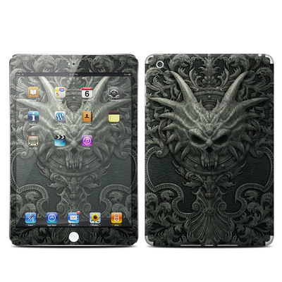 Apple iPad Mini Skin - Black Book