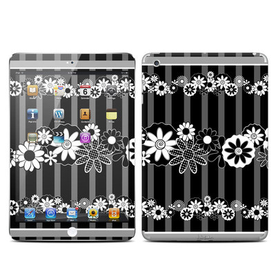Apple iPad Mini Skin - Black Retro
