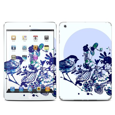 Apple iPad Mini Skin - Bluebird