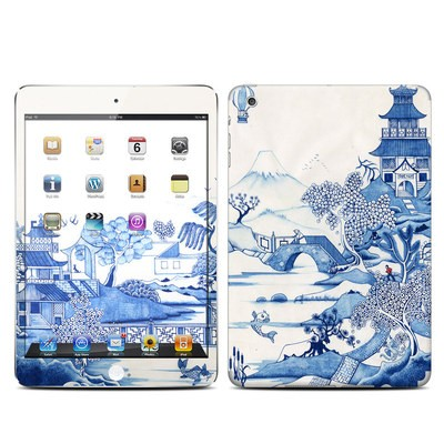 Apple iPad Mini Skin - Blue Willow
