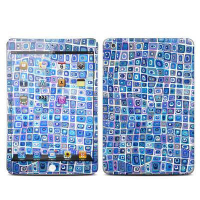 Apple iPad Mini Skin - Blue Monday