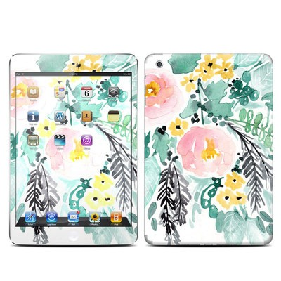 Apple iPad Mini Skin - Blushed Flowers