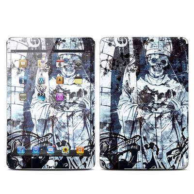 Apple iPad Mini Skin - Black Mass