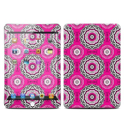 Apple iPad Mini Skin - Boho Girl Medallions