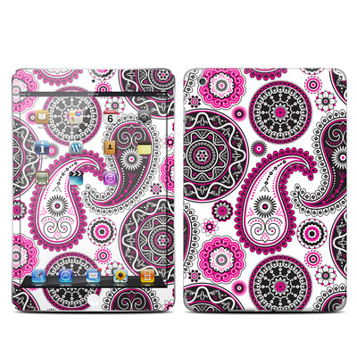 Apple iPad Mini Skin - Boho Girl Paisley