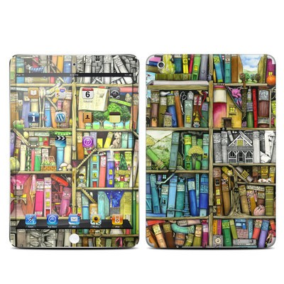 Apple iPad Mini Skin - Bookshelf