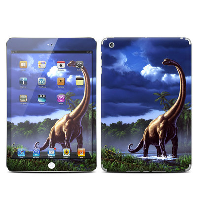 Apple iPad Mini Skin - Brachiosaurus