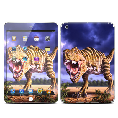 Apple iPad Mini Skin - Brown Rex