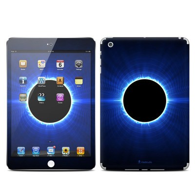 Apple iPad Mini Skin - Blue Star Eclipse