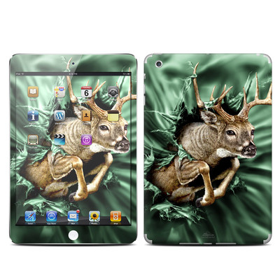 Apple iPad Mini Skin - Break Through Deer