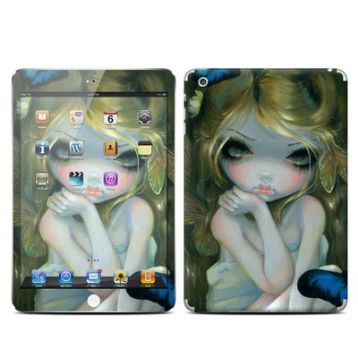Apple iPad Mini Skin - Butterfly Lily