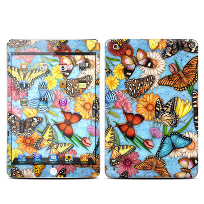 Apple iPad Mini Skin - Butterfly Land