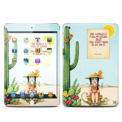 Apple iPad Mini Skin - Cactus
