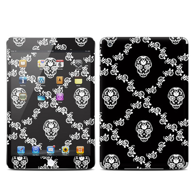 Apple iPad Mini Skin - Calavera Lattice