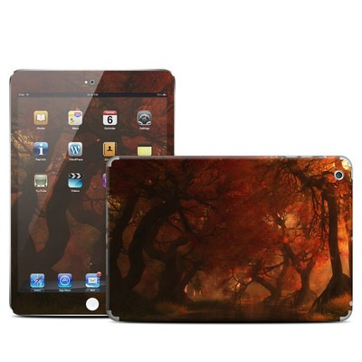 Apple iPad Mini Skin - Canopy Creek Autumn