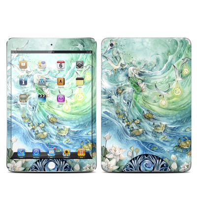 Apple iPad Mini Skin - Cancer