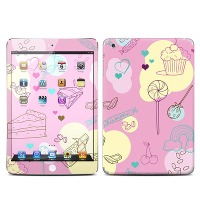 Apple iPad Mini Skin - Pink Candy