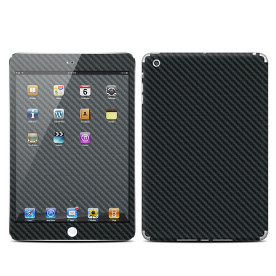 Apple iPad Mini Skin - Carbon