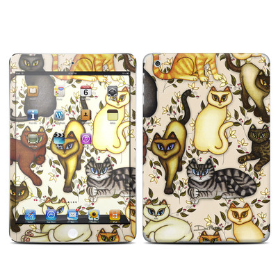 Apple iPad Mini Skin - Cats