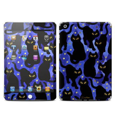 Apple iPad Mini Skin - Cat Silhouettes