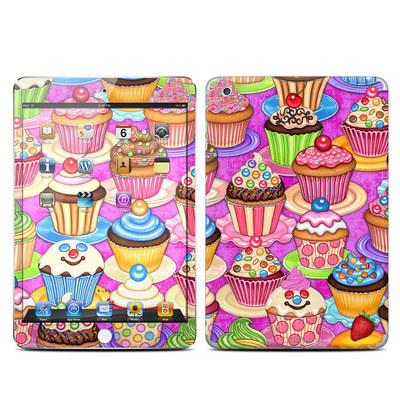 Apple iPad Mini Skin - Cupcake