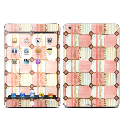 Apple iPad Mini Skin - Chic Check