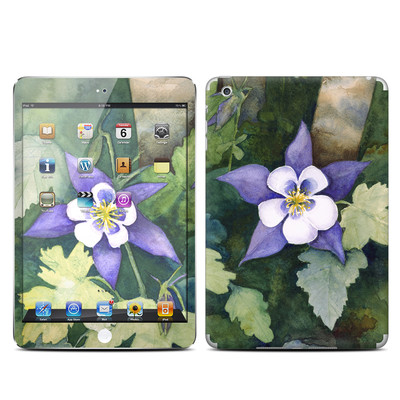 Apple iPad Mini Skin - Colorado Columbines