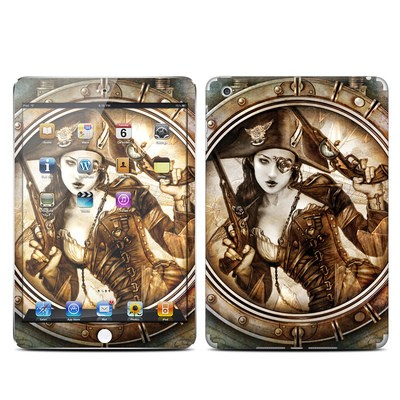Apple iPad Mini Skin - Corvus Corsair