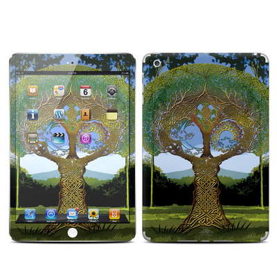 Apple iPad Mini Skin - Celtic Tree
