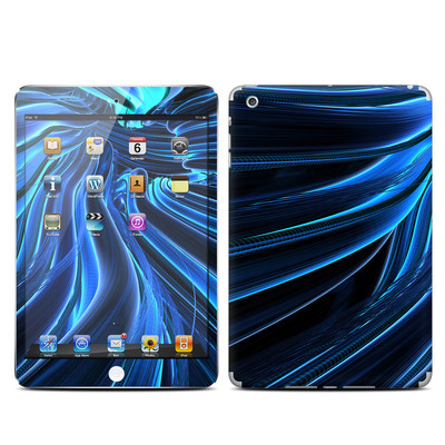 Apple iPad Mini Skin - Cerulean