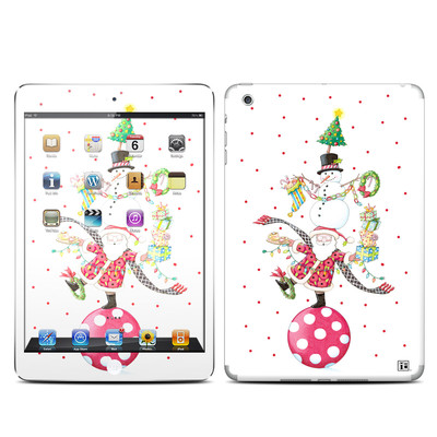 Apple iPad Mini Skin - Christmas Circus