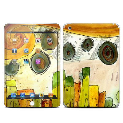 Apple iPad Mini Skin - City Life