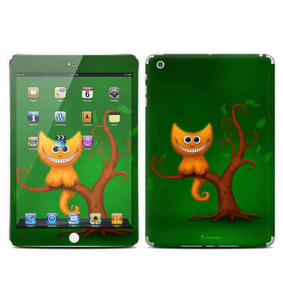 Apple iPad Mini Skin - Cheshire Kitten