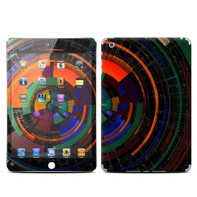 Apple iPad Mini Skin - Color Wheel