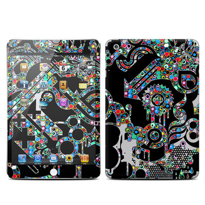 Apple iPad Mini Skin - Circle Madness