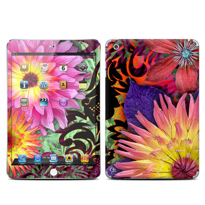 Apple iPad Mini Skin - Cosmic Damask