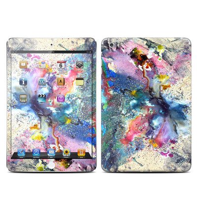 Apple iPad Mini Skin - Cosmic Flower