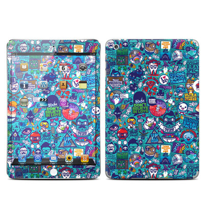 Apple iPad Mini Skin - Cosmic Ray