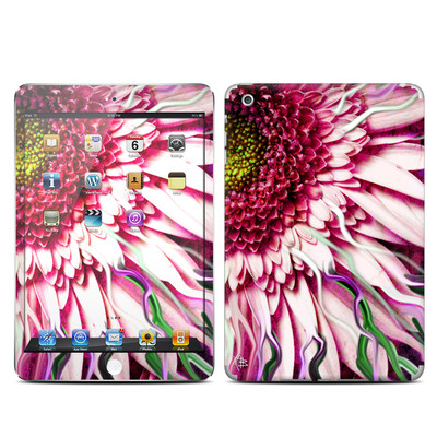 Apple iPad Mini Skin - Crazy Daisy