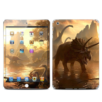 Apple iPad Mini Skin - Cretaceous Sunset